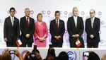 Perú firma convenio de Cooperación Ambiental con Chile durante la COP20 de Lima