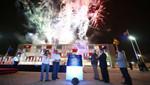 Jefe de Estado inauguró Centro de Alto Rendimiento-VIDENA