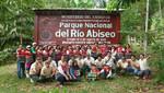 Niños y docentes ganadores de Concurso de Buenas Prácticas vivieron una aventura en el Parque Nacional del Río Abiseo