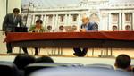Congresista Abugattás explicó a jóvenes importancia de Ley Laboral Juvenil