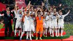 El Real Madrid se coronó Campeón Mundial de Clubes tras derrotar al San Lorenzo de Almagro