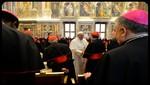 Histórico discurso del Papa Francisco: las 15 enfermedades de la Curia Romana