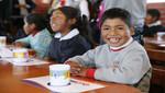 Qali Warma destinará 1,200 millones de soles para desayunos de más de tres millones de escolares