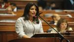 Ministerio de la Mujer a favor de una ley contra el acoso político hacia las mujeres