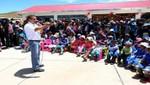 Jefe de Estado: Gobierno invierte más de S/. 45 millones en mejoramiento de centros de educación inicial