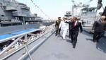 Marina de Guerra incorpora BAP Tacna, la nave más grande de la Armada peruana