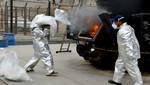 Más de 44 toneladas de droga incineradas en el presente año