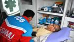 Dieciocho ambulancias y noventa y seis profesionales de SAMU prestos a atender emergencias en Año Nuevo