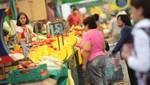 Precios al Consumidor de Lima subieron 3,22% en el año 2014