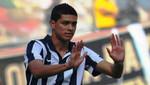 Koichi Aparicio: 'Tenemos que trabajar duro para llegar bien a la Copa Libertadores'