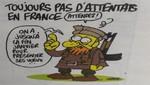 [Atentado en París] Una caricatura de Charb, el director de Charlie Hebdo brutalmente asesinado