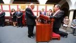 Presidente Humala participó en apertura de Año Jurisdiccional del Tribunal Constitucional