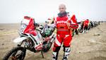 Felipe Ríos avanza en el Dakar y ya se encuentra entre los 50 mejores