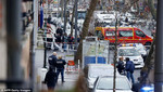 París: Un nuevo tiroteo y toma de rehenes en una tienda en Kosher