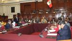 Comisión de Constitución y Reglamento logró aprobar reforma constitucional