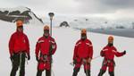 Especialistas del SENAMHI rumbo a la Antártida: Misión ANTAR XXIII