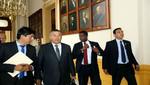 Ministro del Interior: Belaunde Lossio no ingresó legalmente a Bolivia