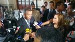 Ministro del Interior ofreció disculpas públicas debido a un tuit considerado ofensivo