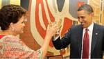Barack Obama recibirá a Dilma Rousseff