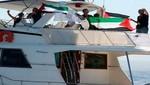 Israel aborda barco que quería romper bloqueo a Gaza