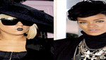 Rihanna no quiere traje de carne de Lady Gaga