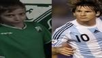 Video: Niño argentino le pide a Messi que lo acepte en Skype