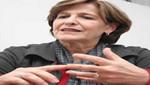 Susana Villarán pidió respeto al cardenal Cipriani