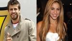 Shakira y Piqué se dan un beso realmente apasionado