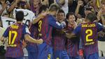 Champions League 2011: Barcelona venció 2 a 0 al Viktoria Plzen