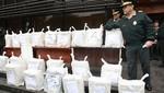Policía Nacional incautó más de 25 kilos de droga en Huancayo