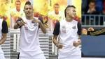 Neymar y Cristiano Ronaldo también bailan el tema del verano 'Ai Se Eu Te Pego'