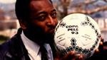Pelé: 'Mi Santos fue mejor que Barcelona'