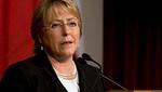 Michelle Bachelet: 'No ando con traje de candidata presidencial'
