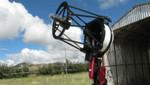 UNI-IGP instalan moderno telescopio en el Observatorio de Huancayo