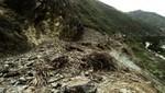 Deslizamiento de tierra deja 05 víctimas en Huánuco