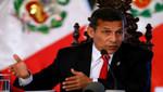 Presidente Humala convoca a Legislatura Extraordinaria del Congreso para abordar Ley Laboral Juvenil