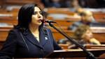 Premier Ana Jara se presentará ante Comisión Permanente