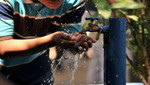 Producción de agua potable se incrementó en 3,1%