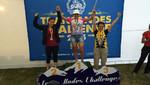 Delegación peruana de ciclismo logra 3 podios en la primera etapa del Transandes Challenge en Chile