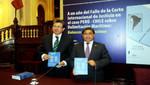 Pedirán informe de registro de coordenadas de frontera marítima Perú – Chile