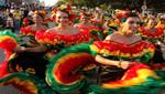 Colombia es realismo mágico: Carnaval de Barraquilla en el Boulevard de Asia