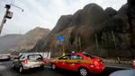 Emape realiza mantenimiento de geomallas en acantilados de la Costa Verde