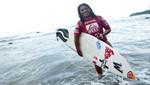 La surfista Analí Gómez inicia su participación en el Tour Mundial en Australia
