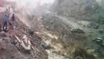 Huaycos ocasionan daños en Chosica y Chaclacayo