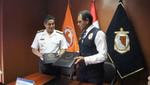 INDECI y Marina de Guerra firman importante convenio ante tsunamis en el Perú