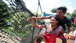 """Surco también tiene su """"Puente de los candados"""""""