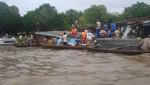 INDECI recomienda medidas de protección y preparación ante alerta roja por aumento del caudal del Río Amazonas