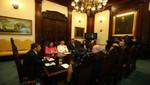 Presidente Humala se reunió con líderes políticos por presunto espionaje en contra del Perú