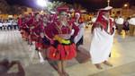 """Festival Binacional """"Danzando por la Amistad"""" en Ciudad Eten"""