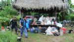 Entregan bienes de ayuda humanitaria a familias damnificadas por deslizamiento en Contamana-Loreto